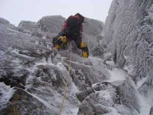 Ben Nevis-North East Buttress IV/4