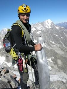 Cima Aiguille Noire de Peuterey (3773 m) - Monte Bianco.