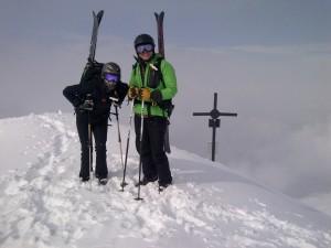 Cima Monte Vallecetta (3148 m)
